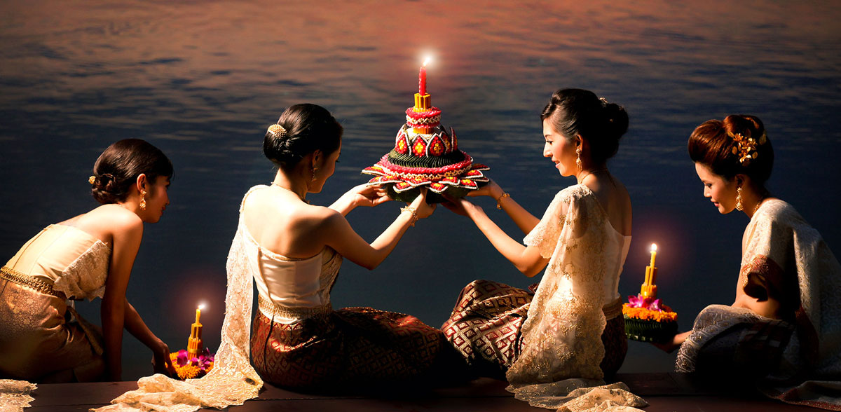 Loi Krathong Festival, November