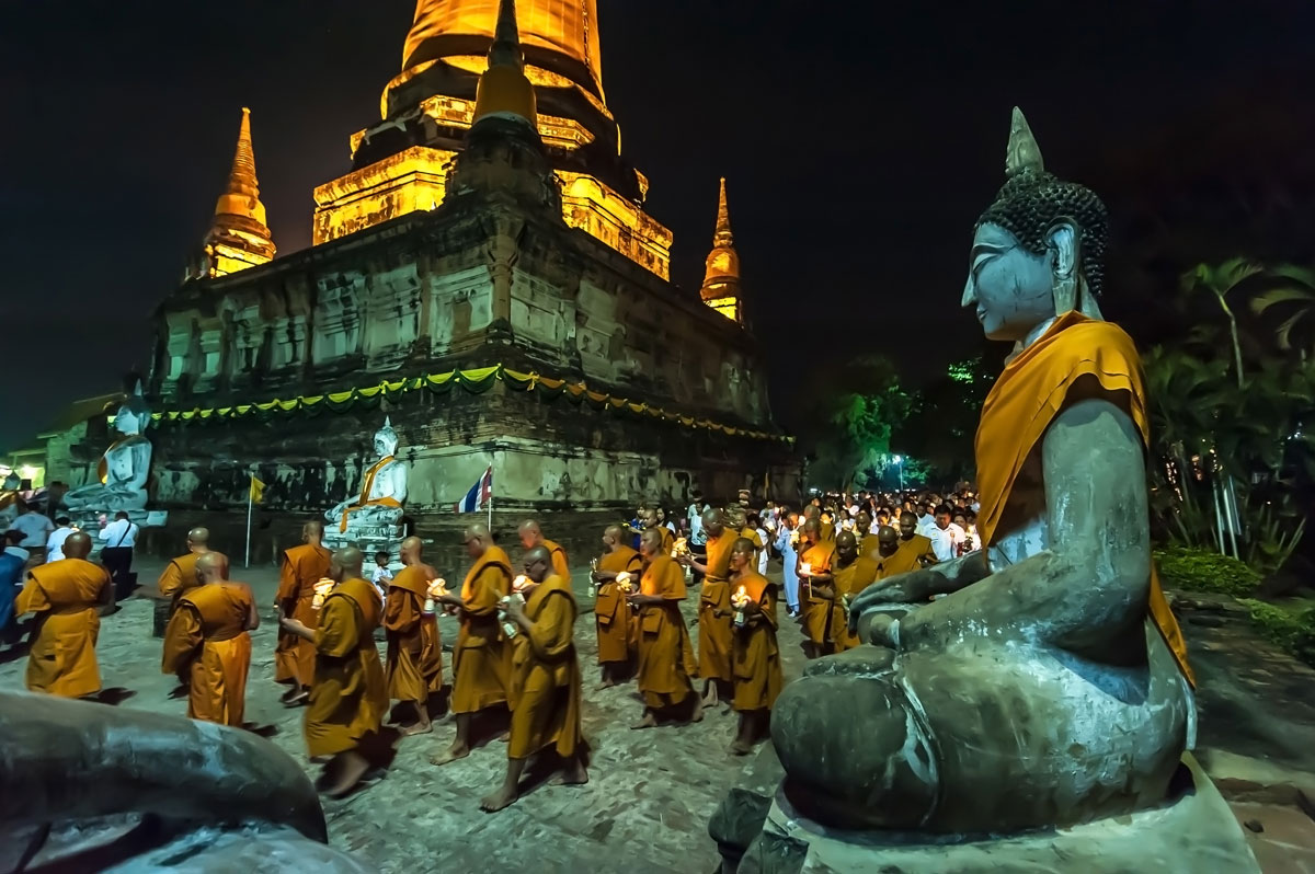 Visakha Bucha Day, May