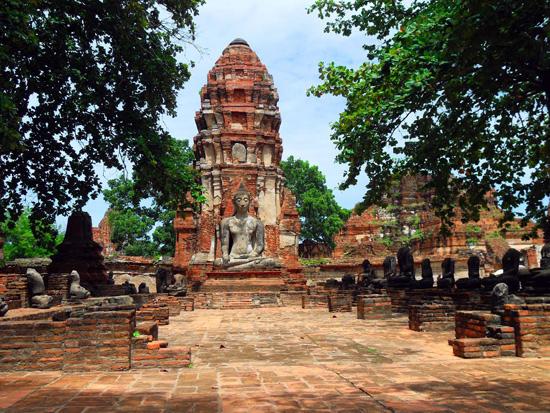Thai Happy Taxi Bangkok Tour  Bangkok Essential Temples Amp Ayutthaya Hist