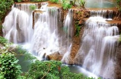 Huay Yang Waterfall near Hua Hin Beach